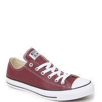 Converse Chuck Taylor All Star Seasonal Leather Sneakers - Womens Shoes - Red