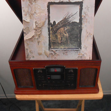 Led Zeppelin - Led Zeppelin IV - Vinyl Record