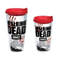 "Tervis® ""The Walking Dead"" Logo Wrap Tumbler with Lid"