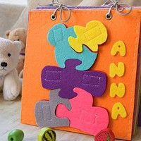 Busy book Learning toy gift