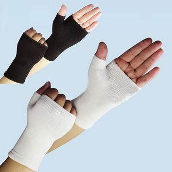 2016 Hot Sale New 2X Elastic Palm Glove Hand Wrist Supports Arthritis Brace Sleeve Support