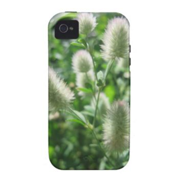 Fluffy Green iPhone 4 Cases