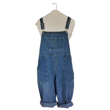 Petite Overall Petite Clothing Women Denim Overall Shorts Shortall Bib Overall Dungaree Salopette Over alls 90s Capri Overall Blue Jean