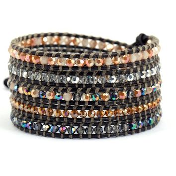 Starry Night Wrap Bracelet