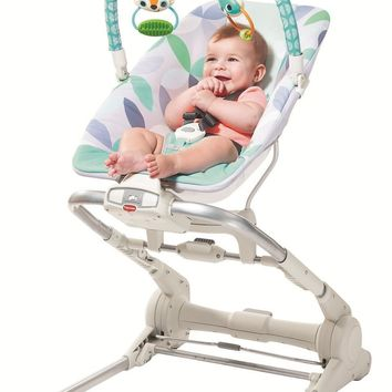 Tiny Love 3-in-1 Close to Me Baby Bouncer Soother High Chair NEW