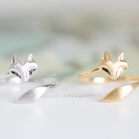 this ring is unisex  if you like animal animal ring: Just Get One so cool and cute rings