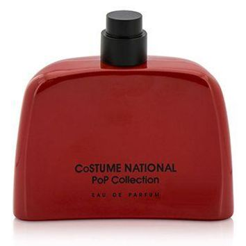 Costume National Pop Collection Eau De Parfum Spray - Red Bottle (Unboxed) Ladies Fragrance