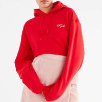 UO Kyoto Embroidered Hoodie Sweatshirt | Urban Outfitters