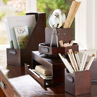 Wooden Desk Accessories
