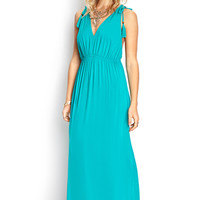 Somewhere Sunny Maxi Dress