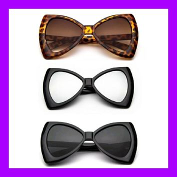 """Bow Cat"" Sunglasses"