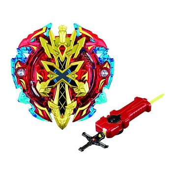 Top beyblade Toys for sale original Burst with launcher Starter Xeno Excalibur.M.I Starter Zillion Zeus I.W B-48 B-66
