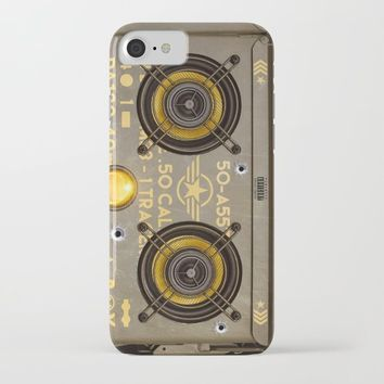 A-BOX Military iPhone Case by lostanaw