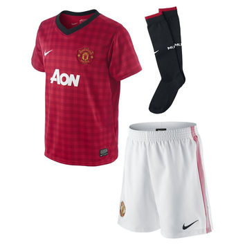 Manchester United Kids Uniform
