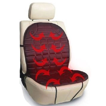 Heated Winter Household Warmer Car Seat Cushion Cover