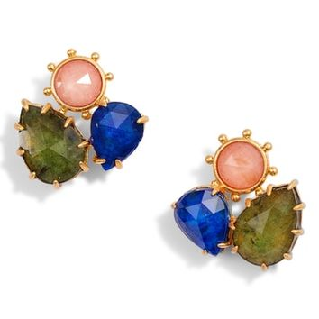 kate spade new york cluster stud earrings | Nordstrom