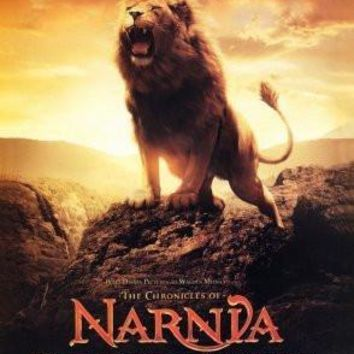 Chronicles Of Narnia Lion Witch Wardrobe Movie poster Metal Sign Wall Art 8in x 12in