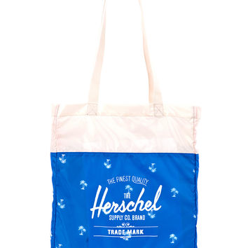 Herschel Supply Co. - Packable Tote Bag (Resort/Bone)