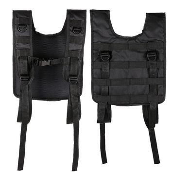 Tactical Vest Outdoor Hunting Vest Oxford Molle Modular Carrier Training CS Gaming Vest Military Hunting Vest