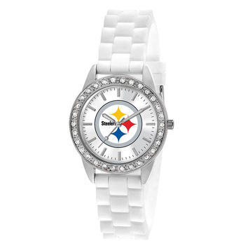 Pittsburgh Steelers NFL Women's Frost Series Watch