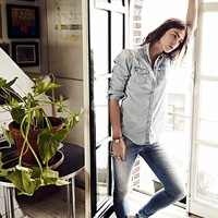 Women's Amsterdams Blauw - Denim collectie