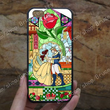 Cinderella and prince charming iphone case,phone case,galaxy S5 case,iPhone 5C 5/5S 4/4S,samsung galaxy S3/S4/S5,Personalized Phone case