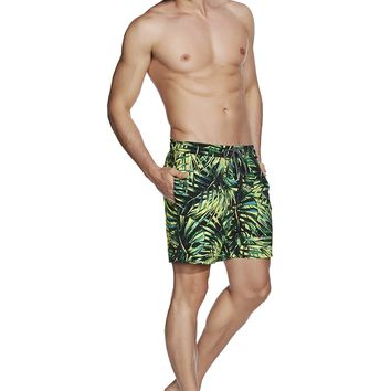 Agua Bendita - Mens Tropical Swim Shorts