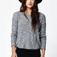 LA Hearts Twist Back Knit Sweater at PacSun.com