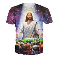 Jesus Died For Your Sims T-Shirt