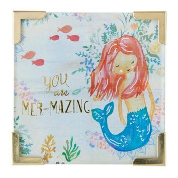 You Are Mermazing Magnet By Natural Life