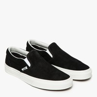 Vans / Classic Slip-On Black Lizard