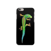 P0125 Green Madagascan Gecko Phone Case For IPHONE 6S