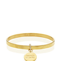 Kate Spade Partners In Crime Charm Bangle