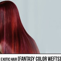 EXOTIC HAIR FANTASY COLORS
