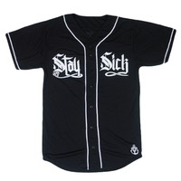 Stay Sick Black : SSC0 : Stay Sick Clothing
