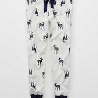 Aerie Flannel Jogger , Soft Muslin