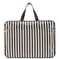 Brown & White Extra Large Carry All Bag