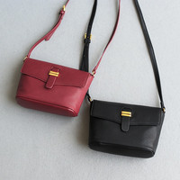 Stylish Vintage Tote Bag Casual Mini One Shoulder Messenger Bags [4915808260]