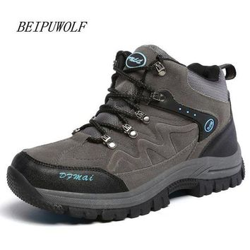 DCK7YE Outdoor Hiking Boots