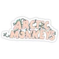 The Arctic Monkeys Vine Logo