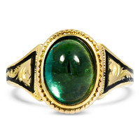 18K Yellow Gold The Ymir Ring