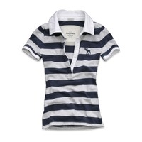Abercrombie & Fitch - Shop Official Site - Womens - Clearance - Polos - Tessa