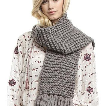 Learn to Knit Scarf - Knit Kit