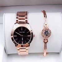 Calvin Klein Women Fashion Quartz Movement Watch Wristwatch