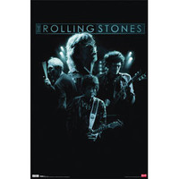Rolling Stones - Domestic Poster