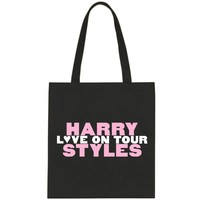 "Harry Styles ""Love on Tour // HSLOT"" Tote Bag"