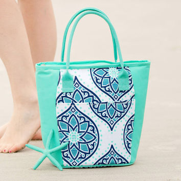 Drink In My Hand - Bohemian Cooler Tote | Driftwood Market