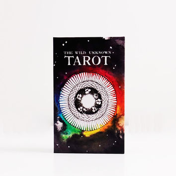 Wild Unknown Tarot Deck: Second Edition