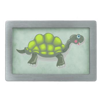 Tortoise Belt Buckle