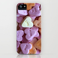 structures . heart iPhone Case by findsFUNDSTUECKE (Steffi Louis) | Society6